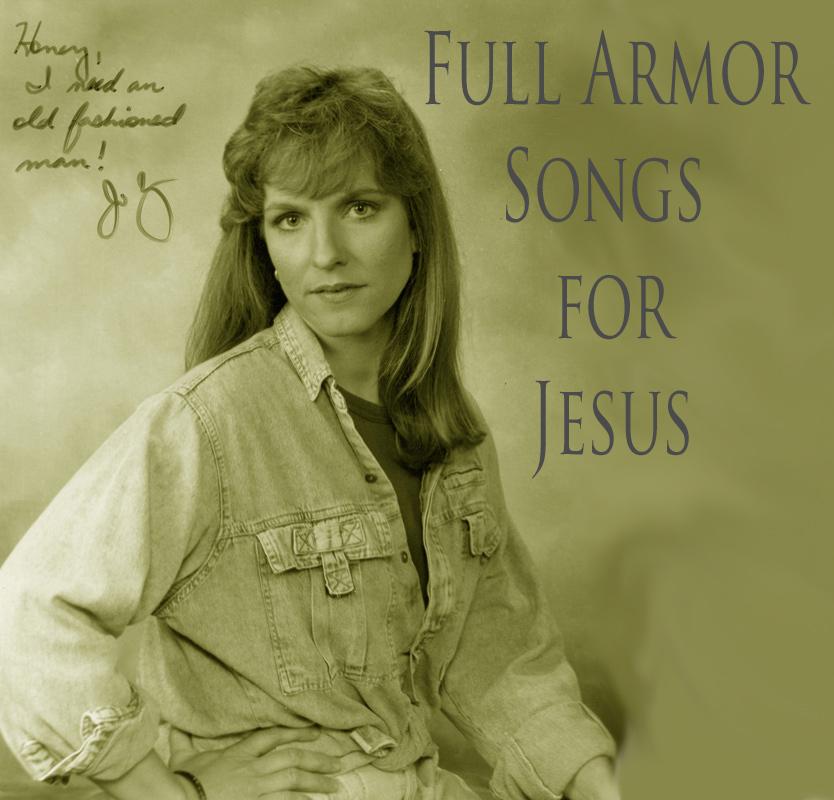FullArmor Album Cover